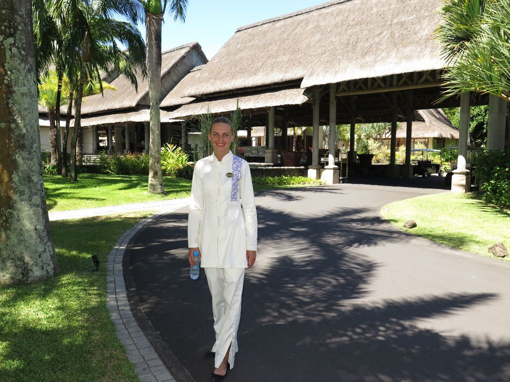 Wedding Department Internship Stage Praktikum Resort Mauritius