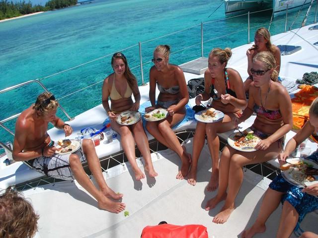 Catamaran-Trip-December-2009-Ile-Plat-Ilot-Gabriel-7
