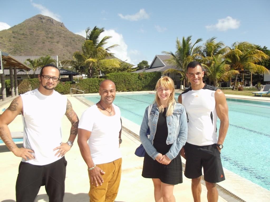 Internship Stage Praktikum Health Club Mauritius