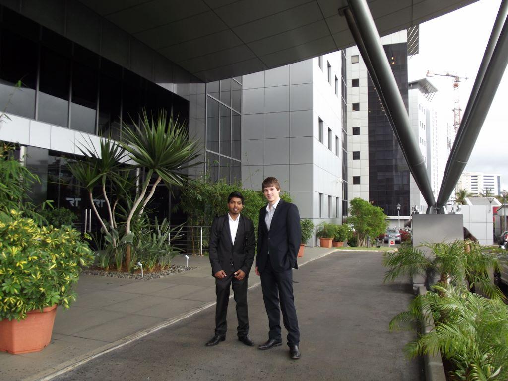 Internship Stage Praktikum Management Company Mauritius