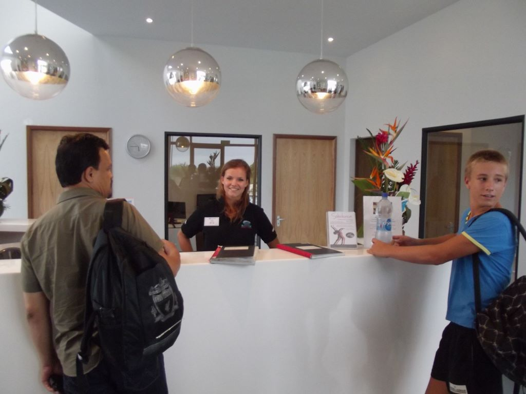 Internship, Stage, Praktikum Sport Management Mauritius