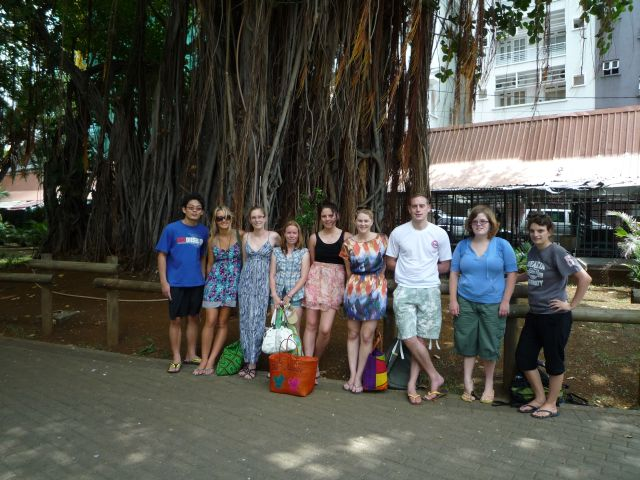 Volunteer-Group-January-2012-Port-Louis-Mauritius