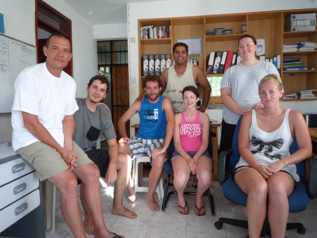 Volunteer-Group-January-2012-West-Coast-Mauritius