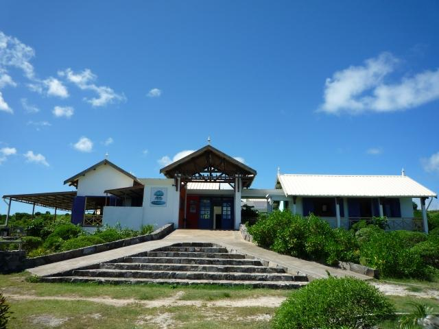 Volunteer-Work-Rodrigues-3a-Welcome-Centre-Tortoise-Park