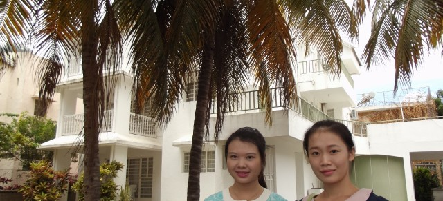 Native Chinese Mandarin Speakers on Internship in Mauritius