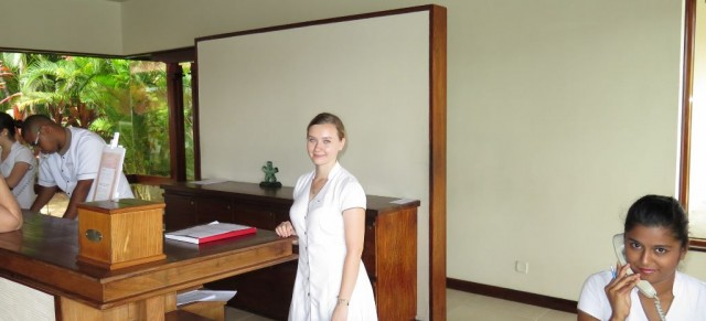 Guest Relations Internship 2016 – Elizaveta from Russia